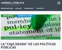 La caja negra de las políticas públicas | borjasantosporras.org