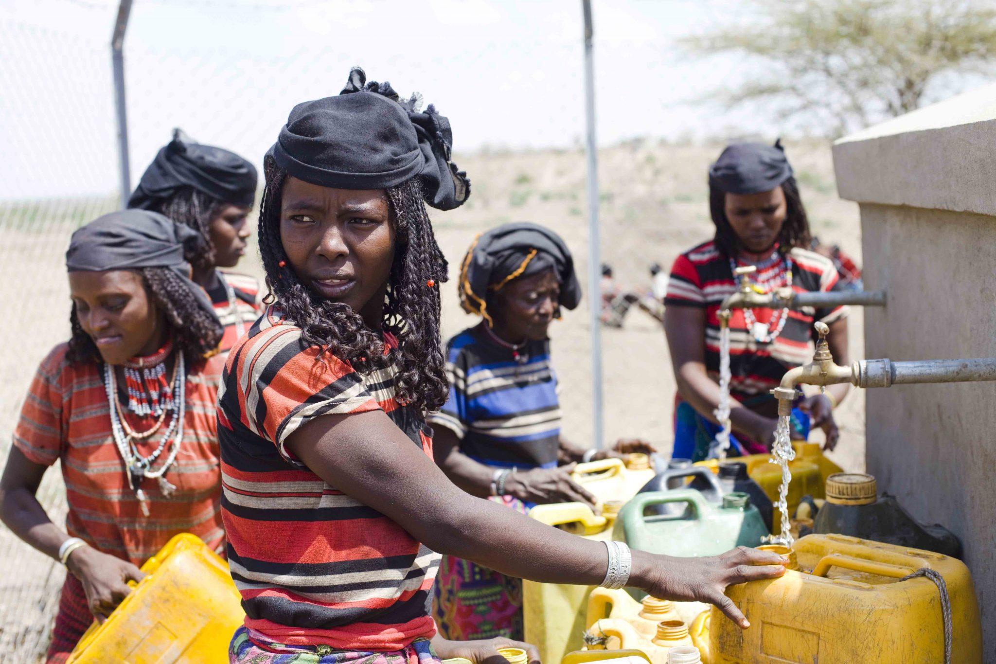 Finding clean water | borjasantosporras.org